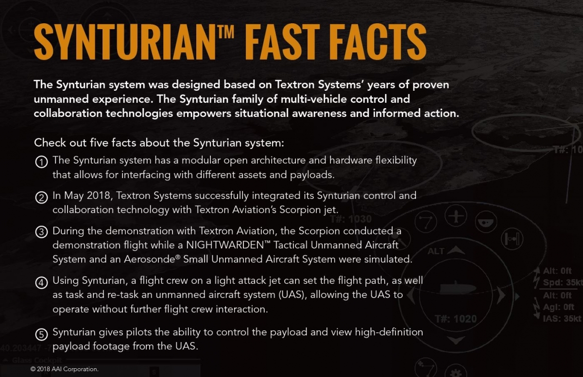 synturian fast facts
