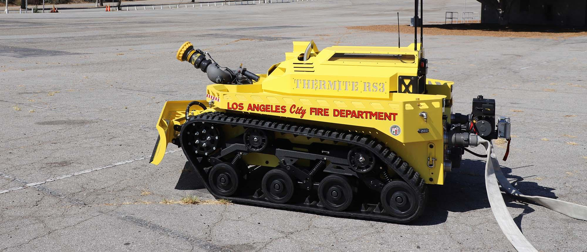 Los Angeles Fire Department Thermite RS3