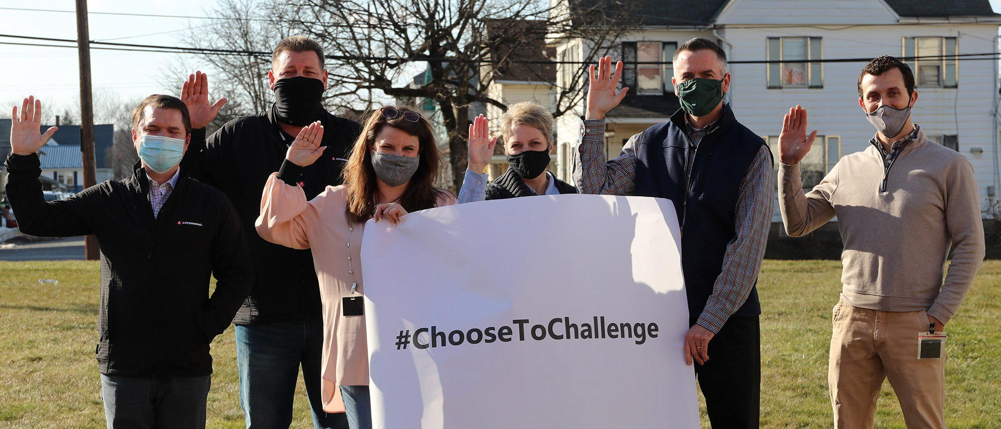 Lycoming-Choose To Challenge photo