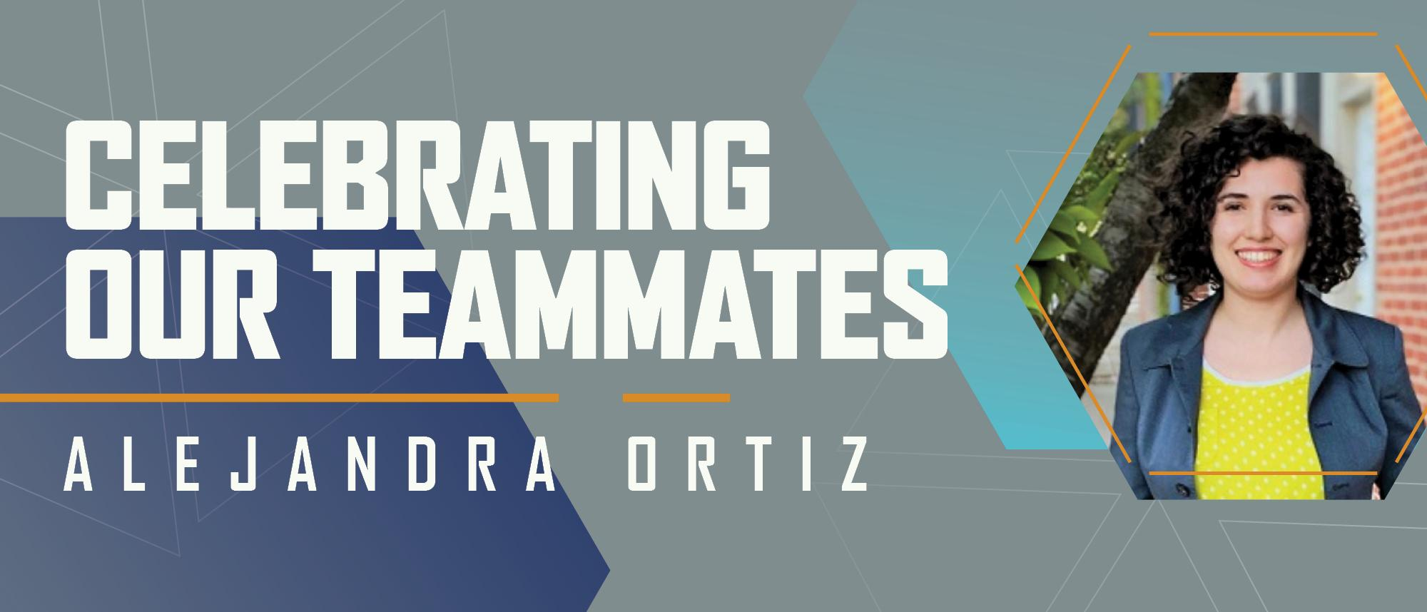 Technology Rising Star: Alejandra Ortiz