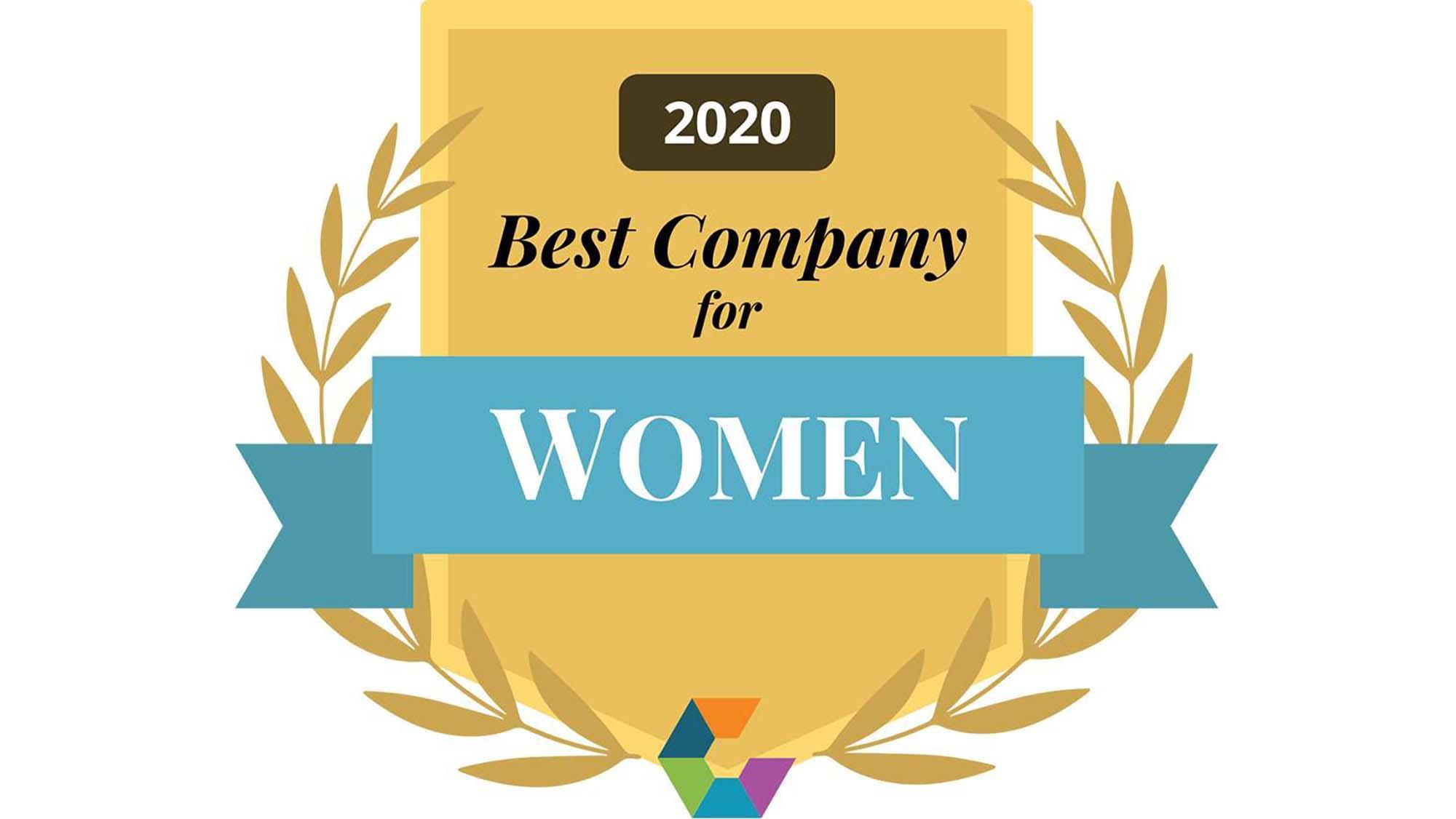 2020 Best Company for Women