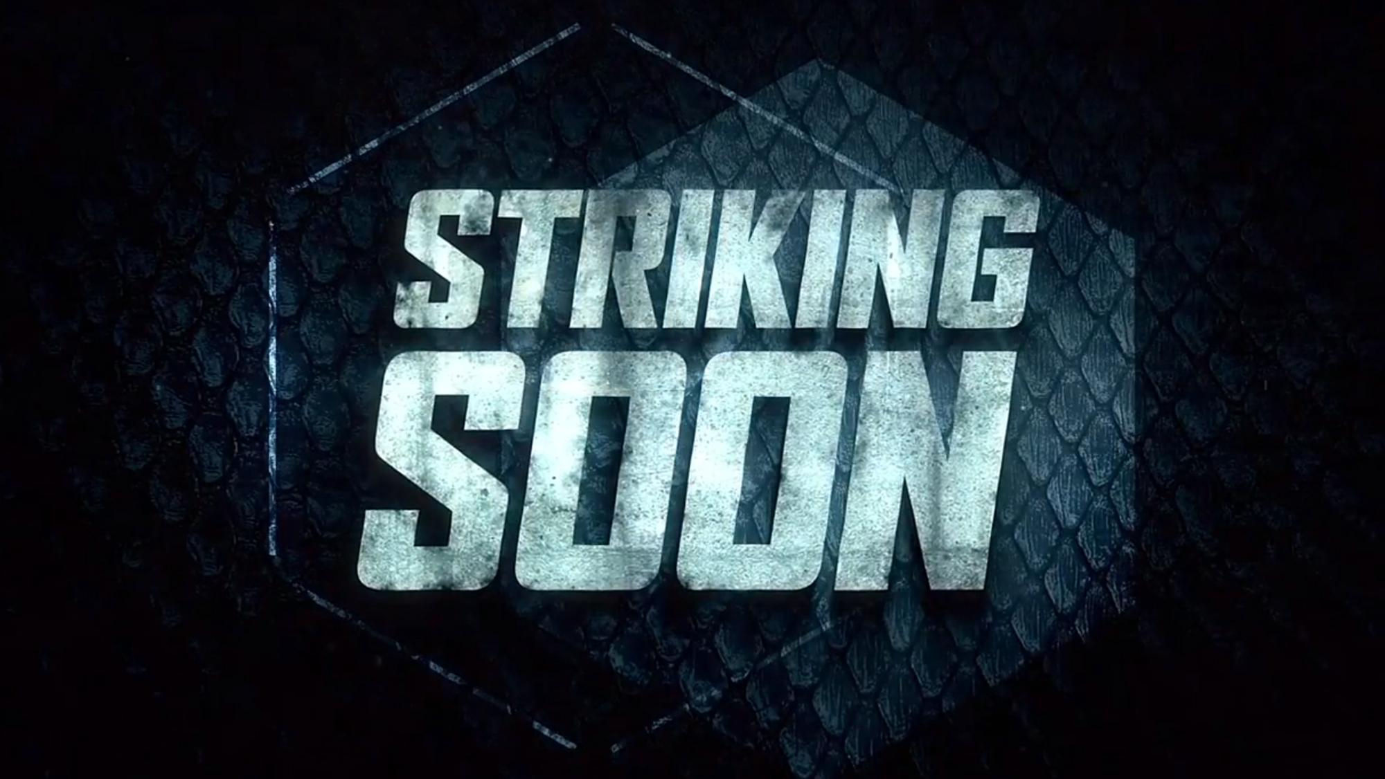 Striking Soon Unveil Image