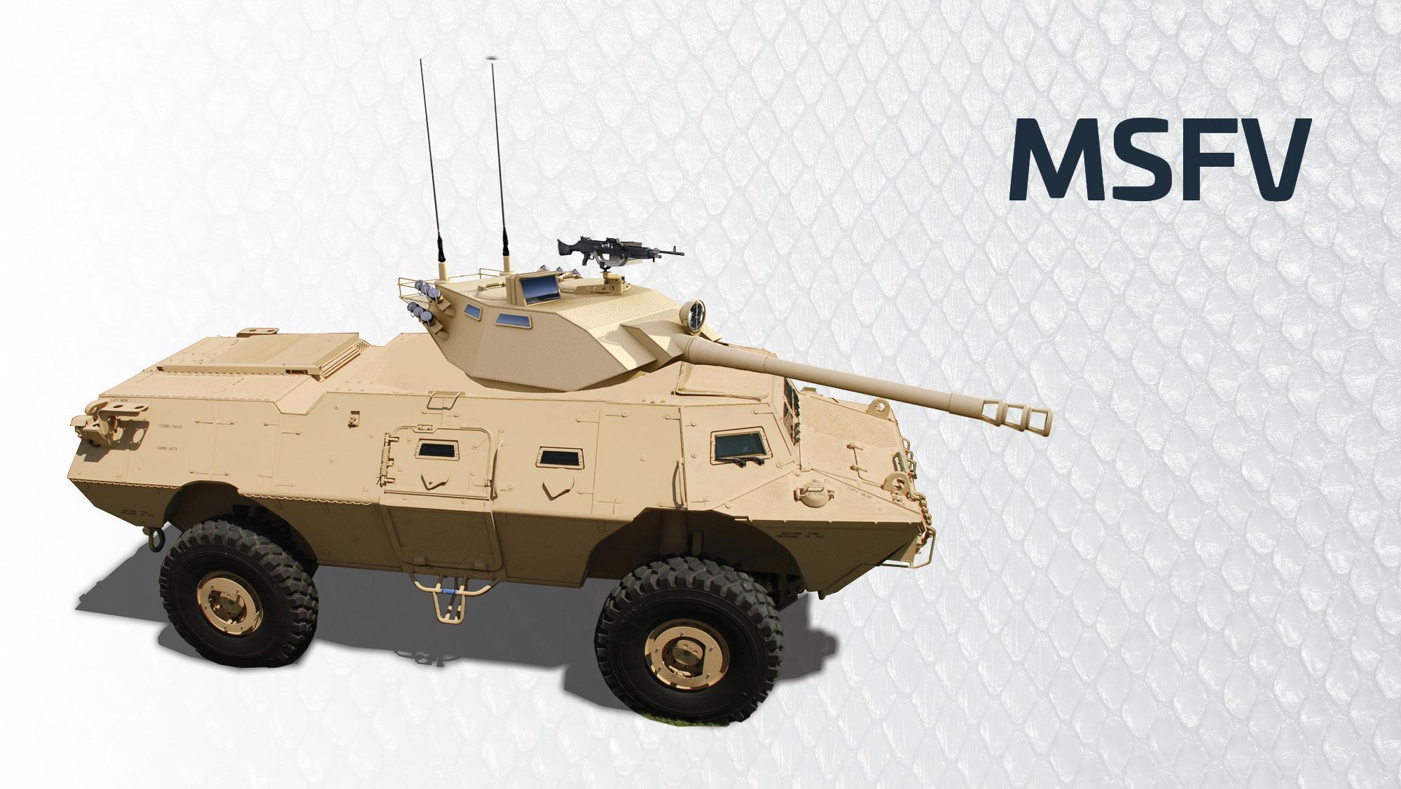 Textron Systems MSFV