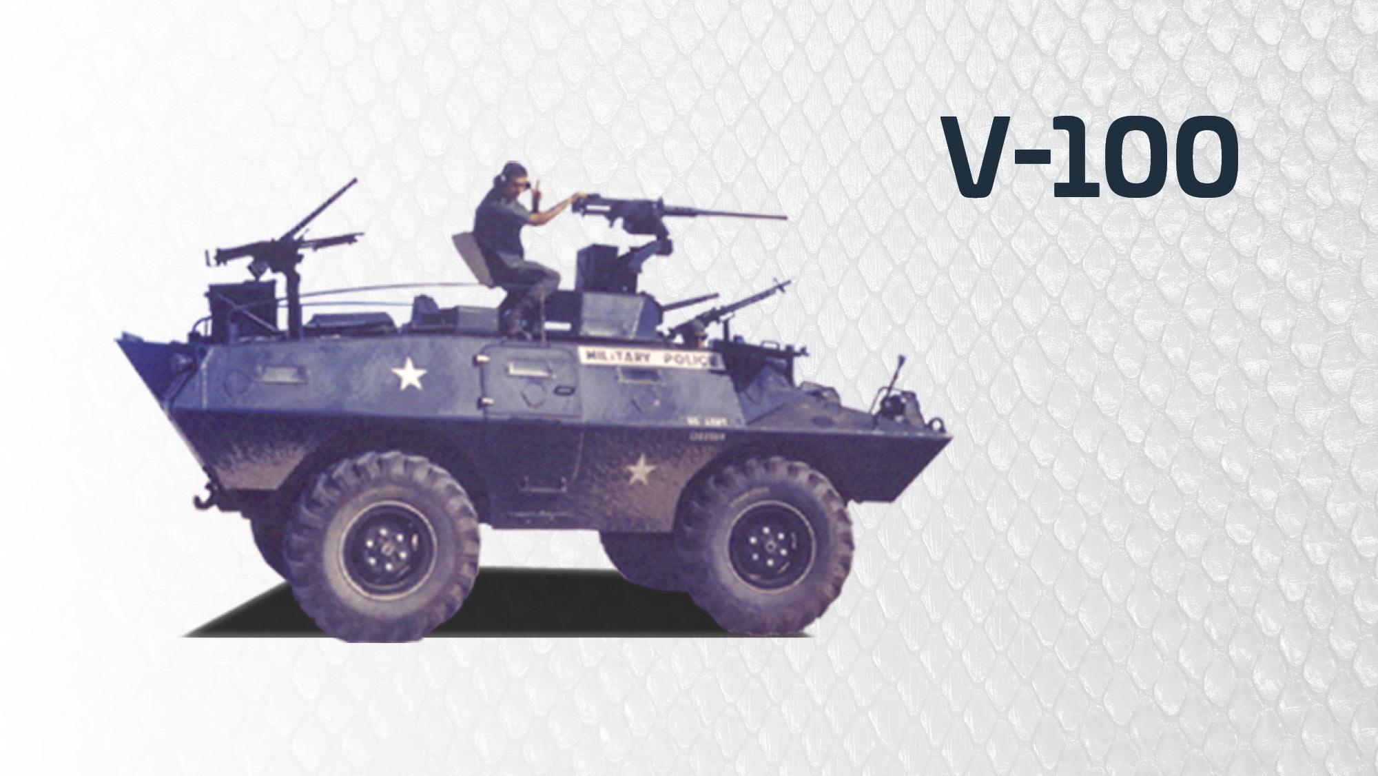 Textron Systems V-100