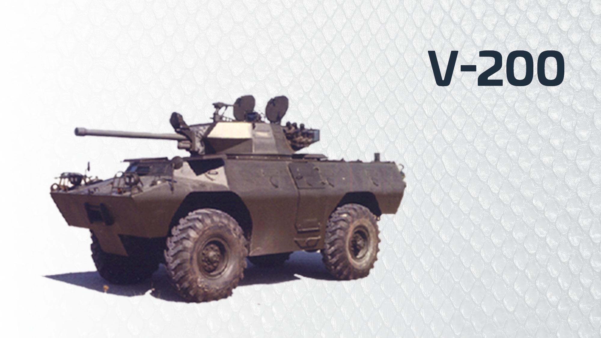 Textron Systems V-200