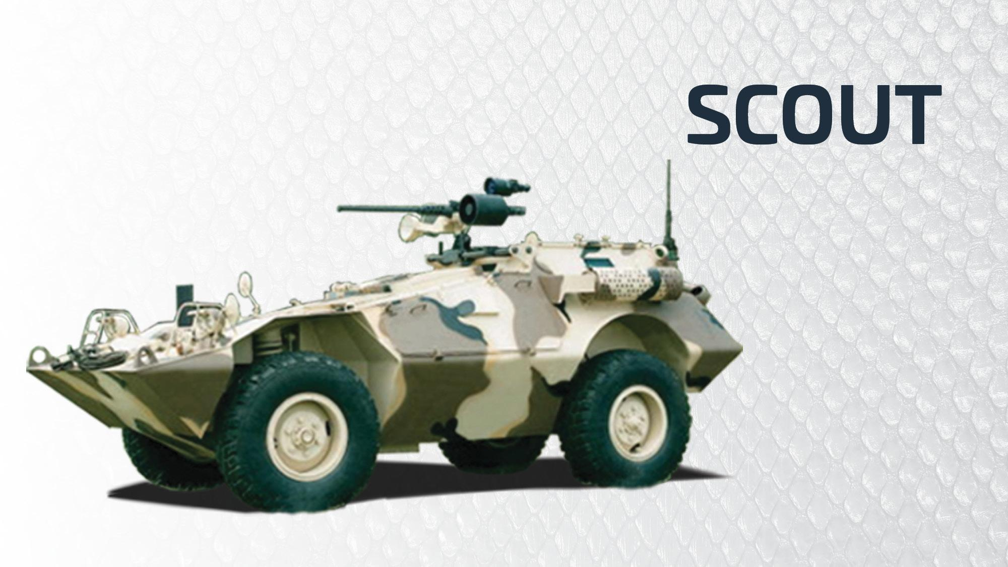 Textron Systems Scout