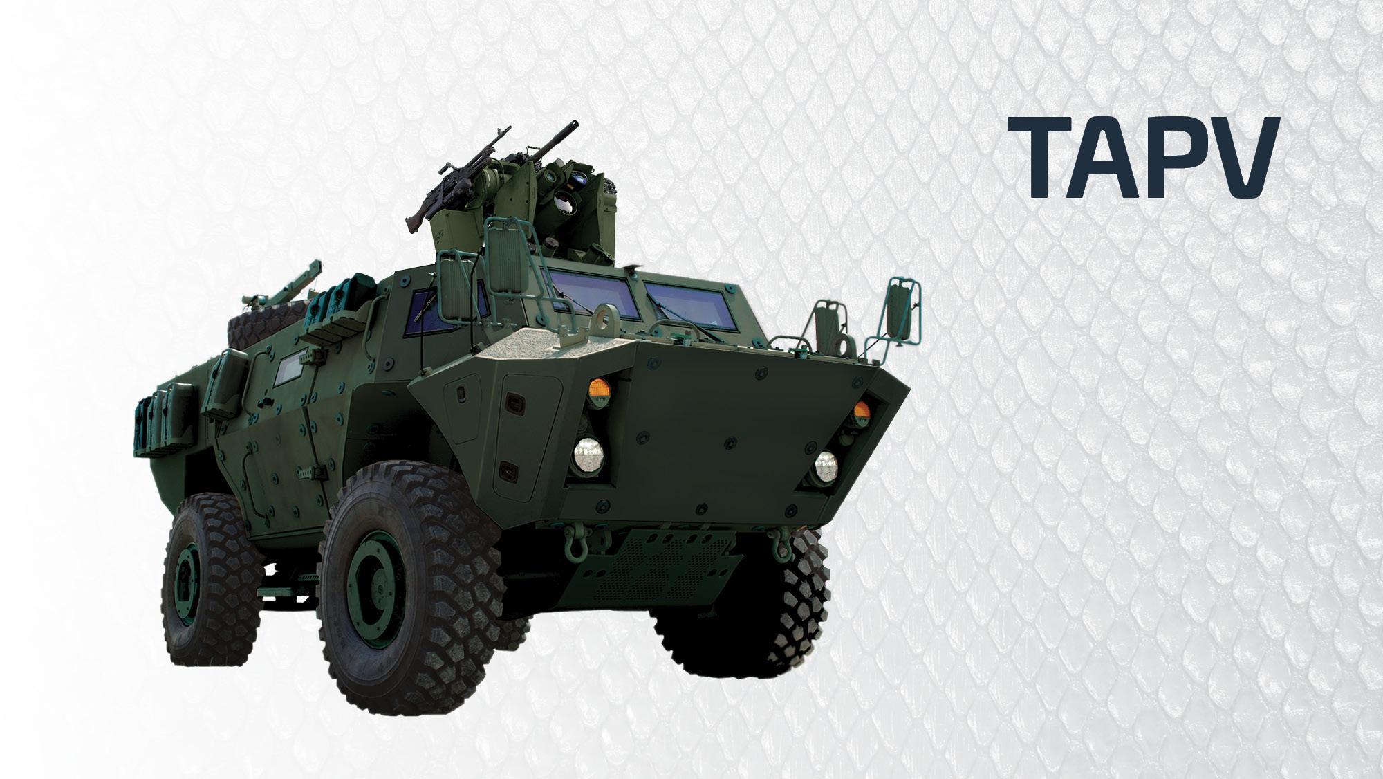 Textron Systems TAPV