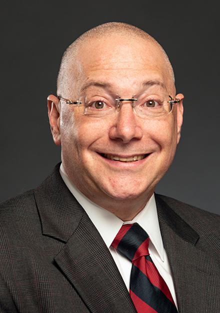 Steve Mensh Headshot