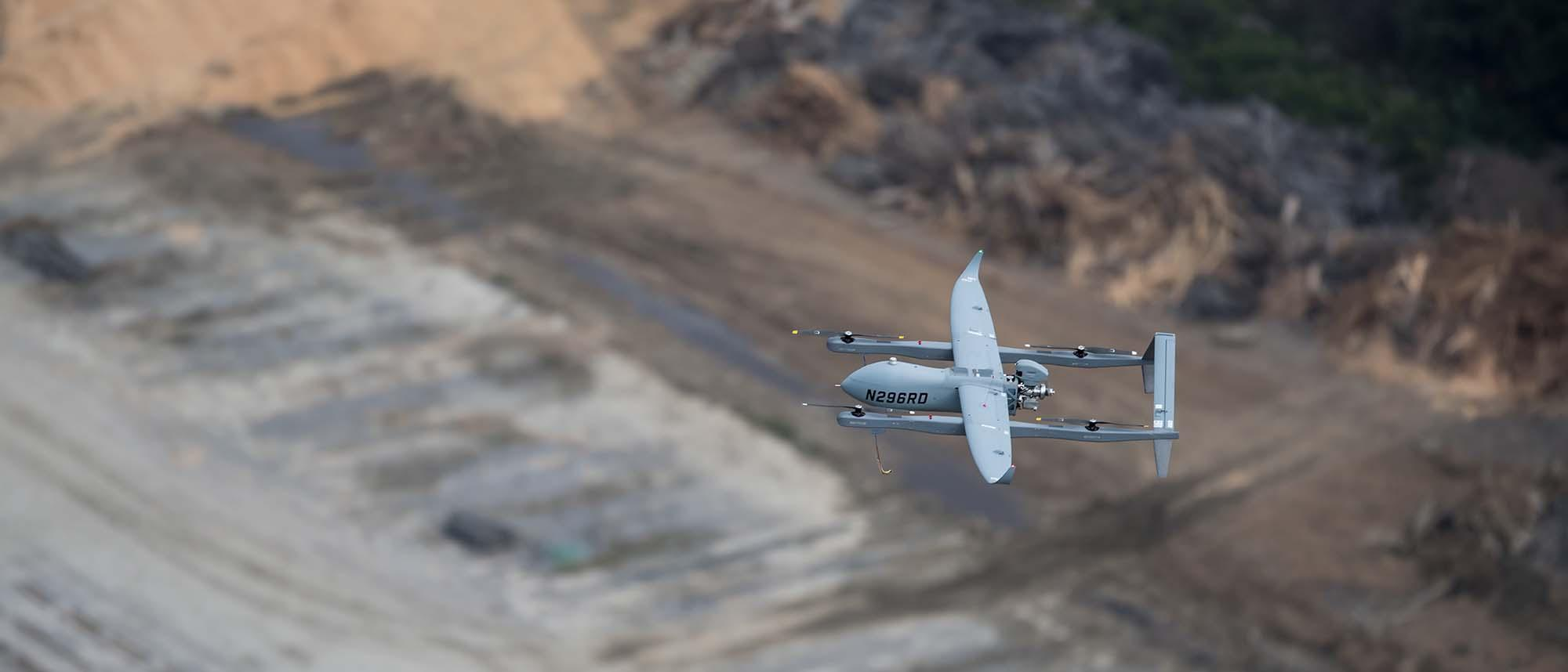 Image - Aerosonde HQ landing Gear