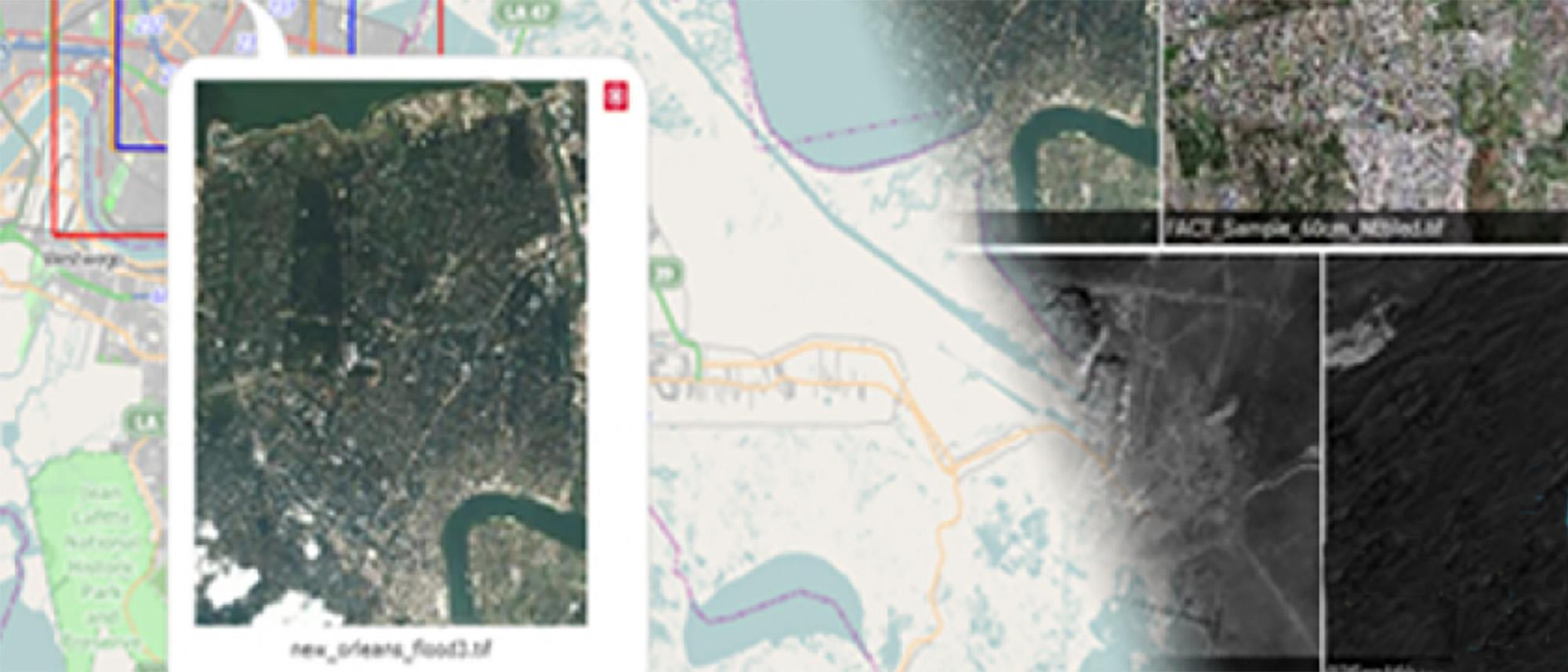 GEOCatalog Screenshot