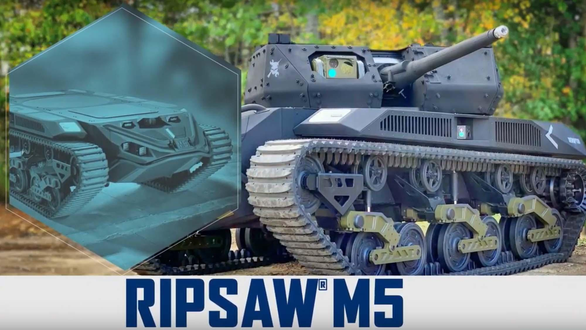 Ripsaw® M5