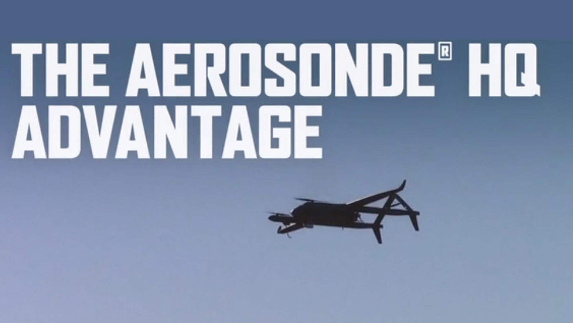 Aerosonde HQ