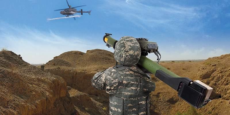 Man-Portable Aircraft Survivability Trainer (MAST)