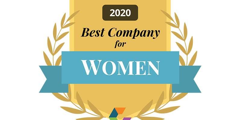 Best Company for Women Award