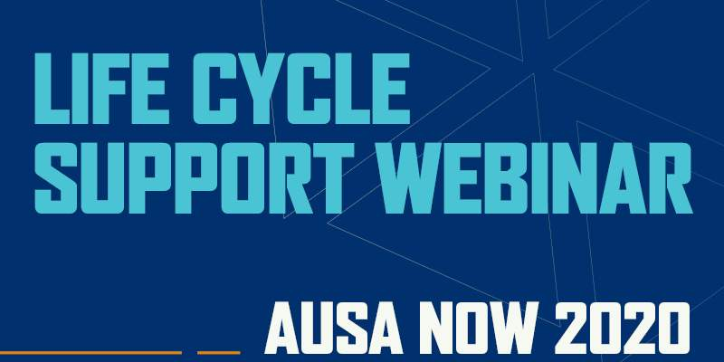 Life Cycle Support Webinar