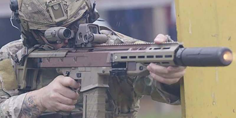 Cased Telescoped Small Arms Technology