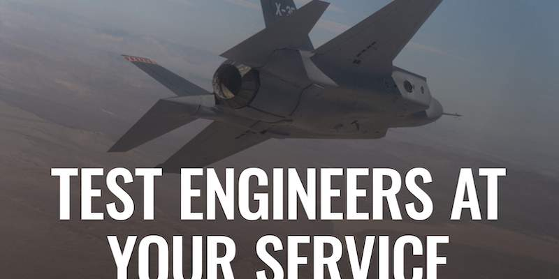 test engineers at your service