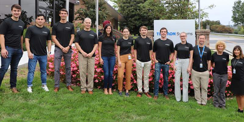 Textron Systems Participates in the Annual Army Ten-Miler Race