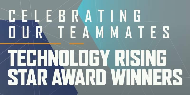 Technology Rising Star Award Winners